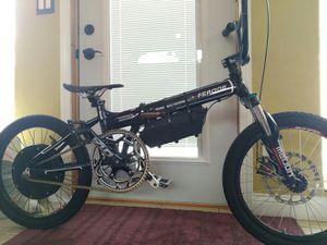 Custom 50mph ebike for Sale in Mount Pleasant, MI