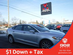 2017 Ford Fusion for Sale in Detroit, MI