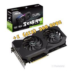 Asus 8gb RTX Graphics Card for Sale in Los Angeles,  CA