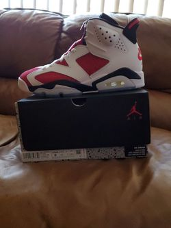 Jordan 6 Carmine for Sale in Bellwood,  IL