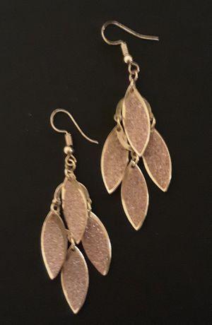 Gold Toned Dangle Earrings for Sale in Seattle, WA