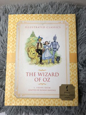 Brand new The Wizard of Oz book for Sale in Los Angeles, CA