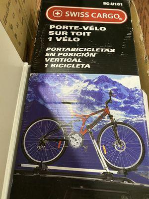 Roof Mount Cycle Rack-single bike (Light weight-high quality aluminum) for Sale in Alpharetta, GA