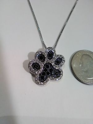 Dog Paw Necklace for Sale in Columbus, OH