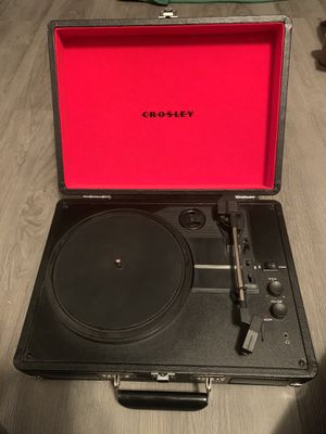 Crosley vinyl player for Sale in Murrieta, CA