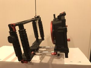 Matte Box & Dslr Camera Cage {url removed} for Sale in Los Angeles, CA