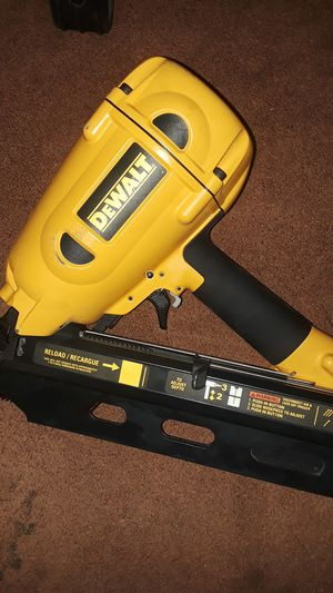 Compressor and framing nailer for Sale in Charleroi, PA