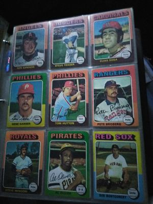 baseball and basketball cards for Sale in Taylor, MI