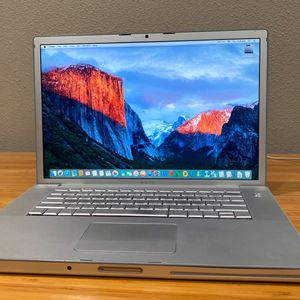 """15.4"""" MacBook Pro Laptop Computer MacOS 10.11.6 for Sale in Rancho Cucamonga, CA"""