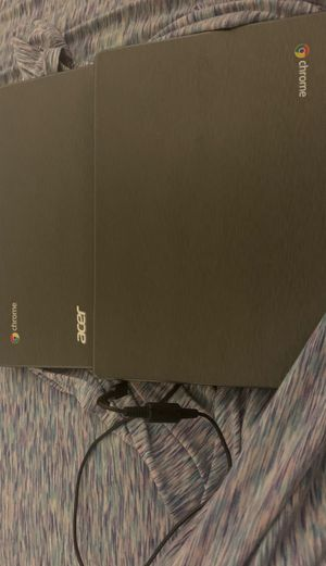 Acer chrome book for Sale in Glenolden, PA