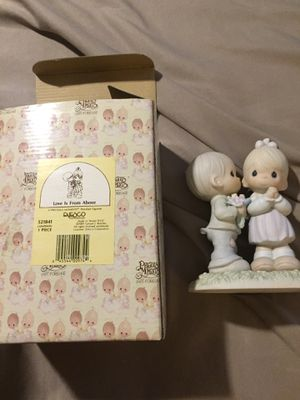 Precious moments porcelain figures for Sale in Cypress, TX