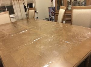 Dining table set with 4 chairs for Sale in Ashburn, VA
