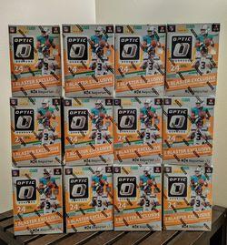 12x 2020 Panini Donruss Optic NFL Football Blaster Box for Sale in Fort Lauderdale,  FL