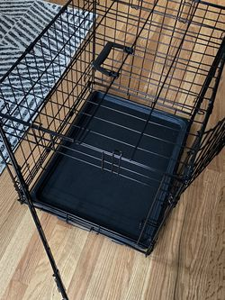 """Dog Crate / Kennel (24"""") - Like New for Sale in Seattle,  WA"""