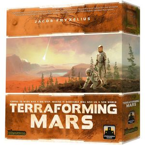 Brand New Terraforming Mars Board Game for Sale in Midway City, CA