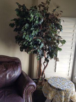Nice artificial tree in copper pot for Sale in Glendale, AZ