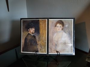 Auguste Renior Prints at June's Online Consignment Shop like us on Facebook for Sale in Neenah, WI