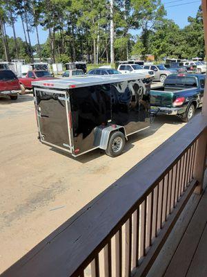 Enclosed trailer for Sale in Jonesboro, GA