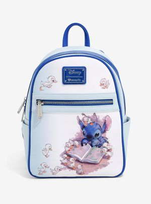 DISNEY LOUNGEFLY LILO & STITCH DUCKLINGS MINI BACKPACK for Sale in Montebello, CA