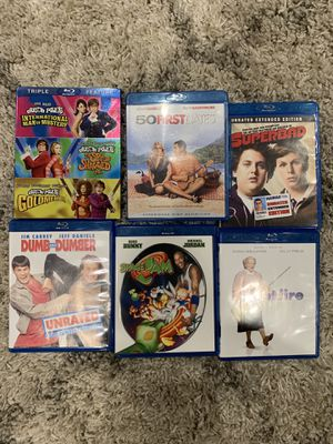 Misc Blu-Rays for Sale in Los Angeles, CA
