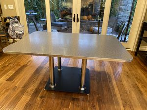 Custom Built 1950's Diner Style Table for Sale in Bellevue, WA
