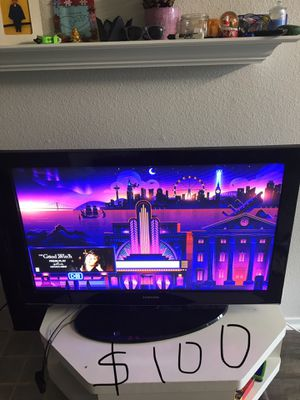"""Samsung TV 42"""" with IKEA stand for Sale in Dublin, CA"""