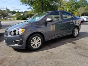 2012 Chevy Sonic low miles clean title for Sale in Laurel, MD