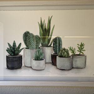 Succulent Decor Decorations for Sale in Corona, CA