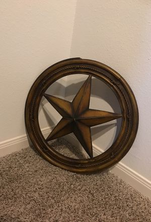 Beautiful decorative metal star! for Sale in Apex, NC