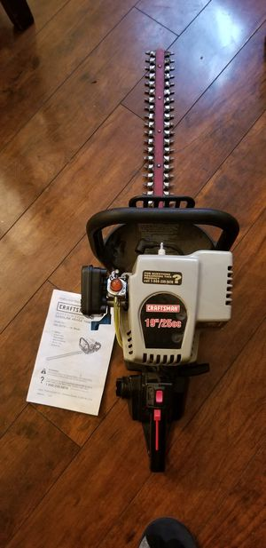 Hedge trimmer not (working) for Sale in Rockville, MD