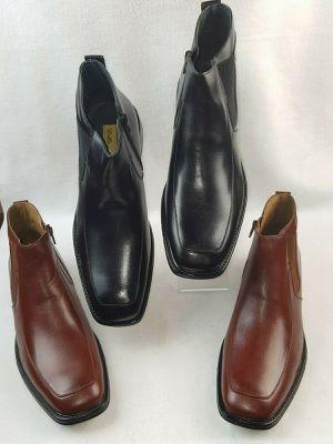 """Delli Aldo """"Francisco M-566"""" Men's Casual Ankle Boots Size 9 to 13 for Sale in Detroit, MI"""