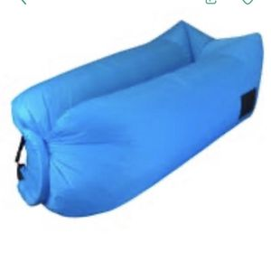 Inflable Bed 2 For 20 Blue for Sale in Costa Mesa, CA