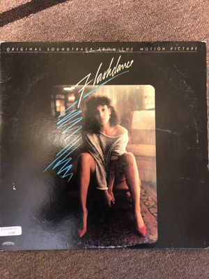 Flashdance Soundtrack Record for Sale in Hyattsville, MD