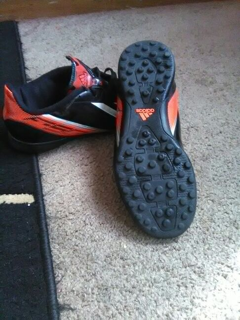 860d30f4229 Adidas F50 turf cleats size 5 men s size 7 womens for Sale in ...