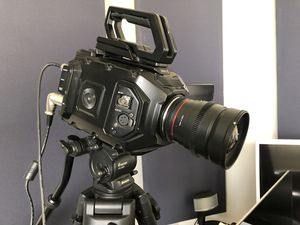 Blackmagic Professional Cinema Camera for Sale in Phoenix, AZ