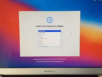 """MacBook Air """"Core i5"""" 1.4 13"""" (Early 2014) for Sale in Milwaukie,  OR"""