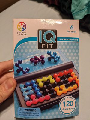 IQ Fit game for Sale in Westchester, CA