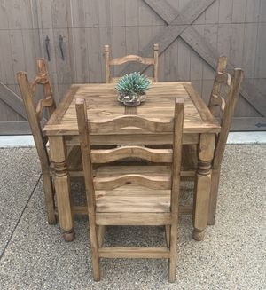 Breakfast/Dining Set. NEW! $399 FIRM PRICE. for Sale in Euless, TX