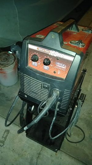 Lincoln welder 125HD for Sale in Los Angeles, CA