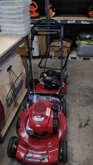 """TORO 22"""" RECYCLER LAWNMOWER for Sale in Moreno Valley, CA"""