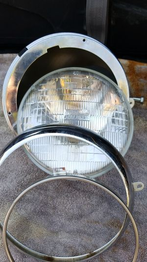 Harley davidson head lamp and housing for Sale in West Covina, CA