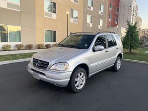 2000 Mercedes -Benz M-ML 430 AWD for Sale in Tacoma, WA