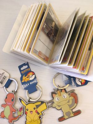 Pokemon Cards Keychains for Sale in Los Angeles, CA