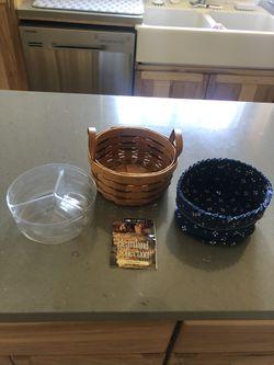 Longaberger basket for Sale in Seattle,  WA