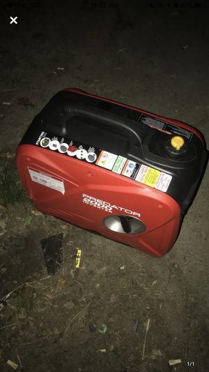 2000 watt inverter generator for Sale in Columbia, SC