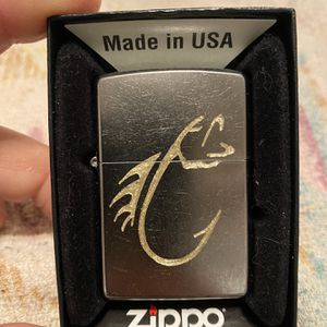 Zippo Chrome Fish And Hook Combo for Sale in Cut Off, LA