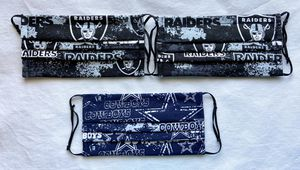Raiders and Cowboys Available for Sale in Visalia, CA