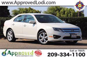 2012 Ford Fusion for Sale in Lodi, CA