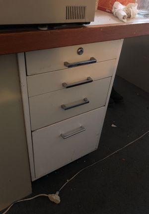 4 drawer pedestal file for Sale in Boston, MA