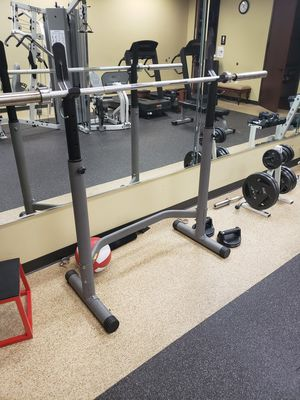Barbell Squat Stand for Sale in Houston, TX